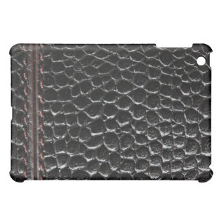 Speckの贅沢で黒い革箱 iPad Miniケース