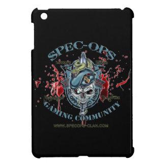 SpecOps賭博のコミュニティロゴ2 Bld iPad Miniカバー