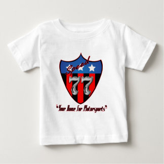 speed77.png ベビーTシャツ
