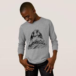 Speedbumpの男の子の長い袖T Tシャツ