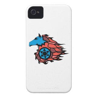 SpeedHorse Case-Mate iPhone 4 ケース