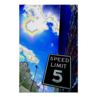 SpeedLimit5 ポスター