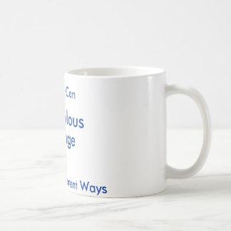 Spendulousの変更、Yes私達は、兆Dif…できます コーヒーマグカップ