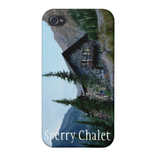 Sperryのシャレーの記念するiPhone 4カバー iPhone 4 カバー