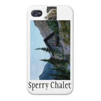 Sperryのシャレーの記念するiPhone 4カバー iPhone 4 Case