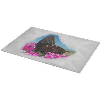 Spicebushのアゲハチョウの蝶 カッティングボード