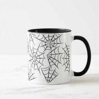 SpiderWebのコーヒー・マグ マグカップ