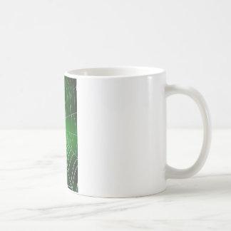 spiderwebの露 コーヒーマグカップ
