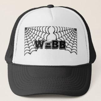 spiderweb親指、spiderweb親指、Webb キャップ