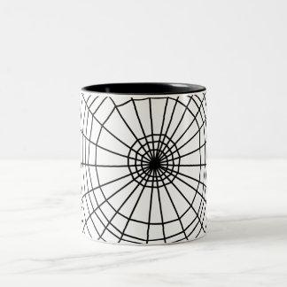 Spiderweb ツートーンマグカップ