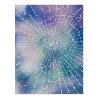 Spiderweb ポストカード