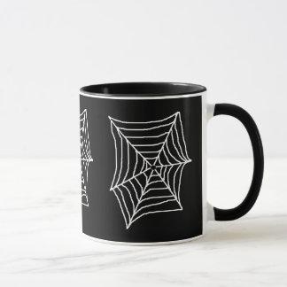 Spiderweb -マグ マグカップ