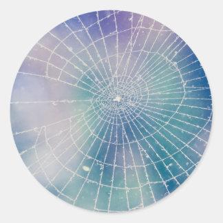 Spiderweb ラウンドシール