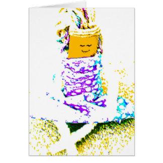 Spinderokの人形 カード