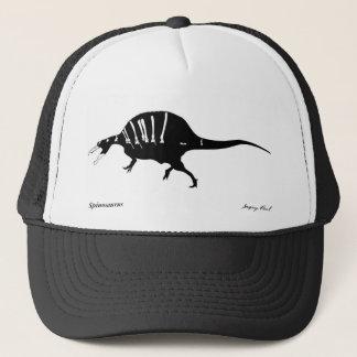 Spinosaurusの恐竜の帽子グレゴリーポール キャップ