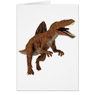 Spinosaurus カード