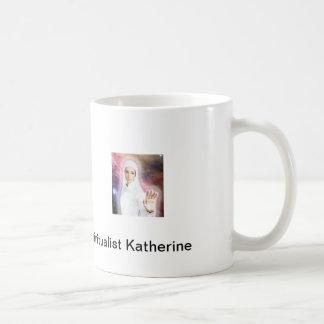 Spiritualistのカサリンのコーヒー・マグ コーヒーマグカップ