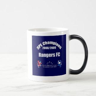 SPLはレーンジャーのdtb色の変更のマグに挑みます モーフィングマグカップ