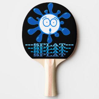 Splattedのおもしろいな球 卓球ラケット