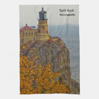 Spliltの石の灯台 キッチンタオル