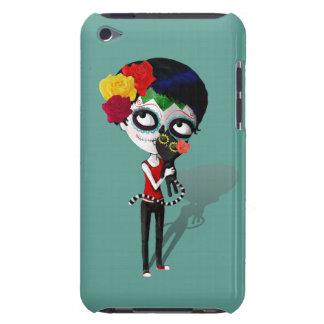 spooky Dia de Los Muertos Girl Case-Mate iPod Touch ケース