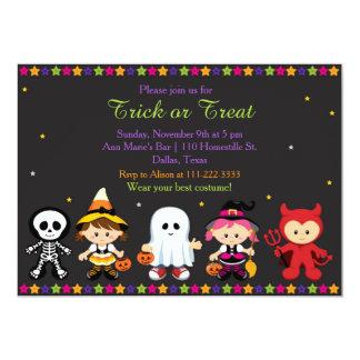 Spooky Halloween Party カード