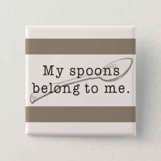 Spoonieの断言ボタン 缶バッジ