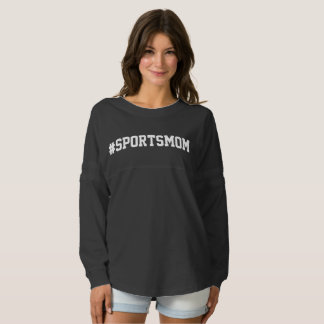 #Sportsmom スピリットジャージー