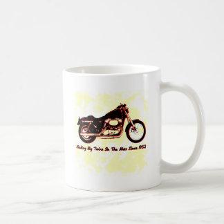 Sportsterの規則 コーヒーマグカップ