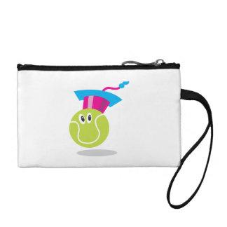 Sporty_Tennis_Bouncee™の微笑のテニス・ボールを得て下さい コインパース