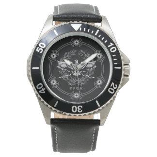 SPQRローマ帝国の紋章の腕時計 腕時計