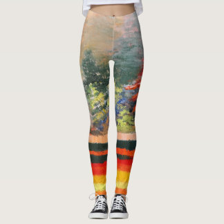 Spring Season 3 Leggings レギンス