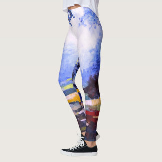 Spring Season 4 Leggings レギンス