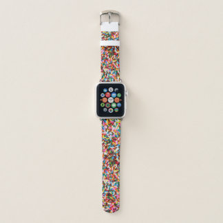 Sprinkles Apple Watchバンド