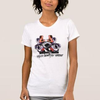 SPSデザイナーt-33 Tシャツ