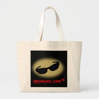 SpysEyesのトートバック ラージトートバッグ