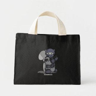 SQRLの代理店の暗闇のトート ミニトートバッグ