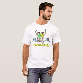Squanchtendoのバーチャルリアリティ Tシャツ