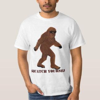 Squatchあなた自身 Tシャツ