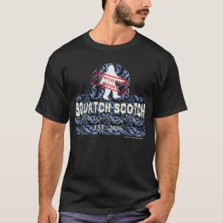 Squatchのスコットランドの特別な雪男の版 Tシャツ