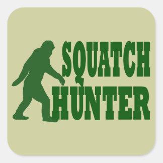 Squatchのハンター スクエアシール