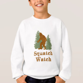 Squatchの腕時計 スウェットシャツ