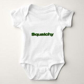 squatchy ベビーボディスーツ