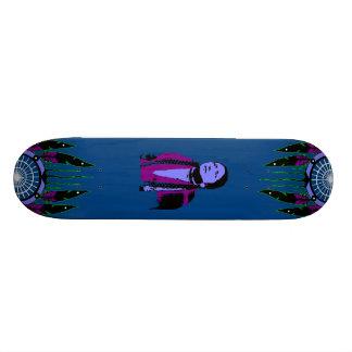 Squawのスケートボード 20.6cm スケートボードデッキ