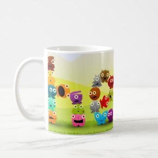 """Squeebles """"こんにちは""""マグ コーヒーマグカップ"""