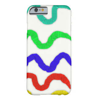 squiggleのiPhone6ケース Barely There iPhone 6 ケース
