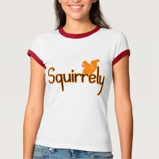 Squirrely Tシャツ