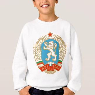 SRブルガリアの紋章付き外衣 スウェットシャツ
