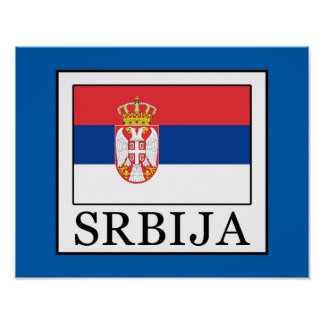Srbija ポスター