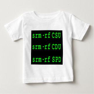 srm Parteien ベビーTシャツ